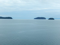 Alaska Day 9-3 07-16-14 At Sea-Icy Strait-Hoonah AK-Whale Watcing-Ship NCL Sun